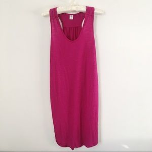 Old Navy    Simple Racerback Dress or Swim Coverup